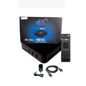 TV BOX HEVC 4K ULTRA HD