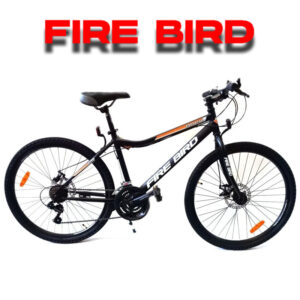 MTB R26 ROCK ACERO SHIMANO FIREBIRD