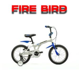 BICICLETA R16 ACERO ROCKY FIREBIRD